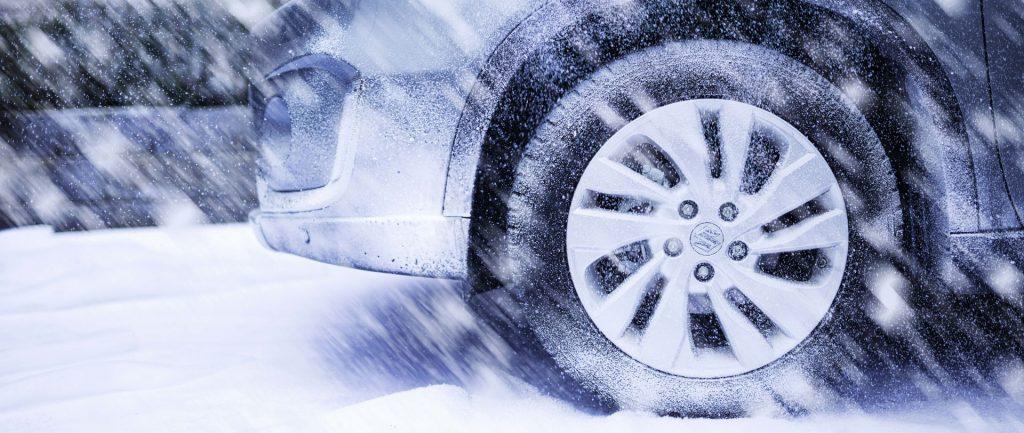 Wintercheck bij Auto Luykx Suzuki