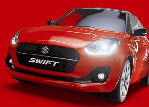 Swift lease actie